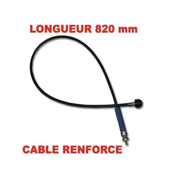 Cable compteur : 2cv 4 , et 6 , méhari , dyane. 2cv mehari dyane ami