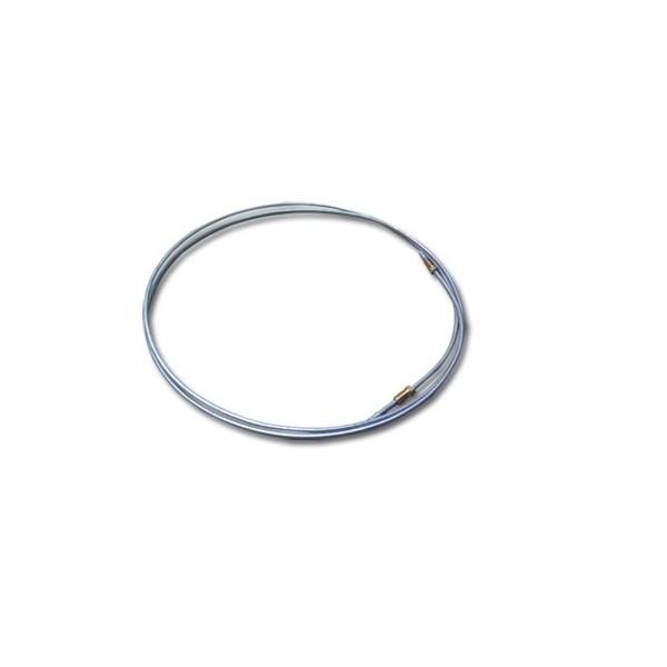 Tuyau maître cylindre T et/ou maître cylindre étrier, diamètre 8 mehari 2cv 2cv 6 2cv fourgonnette dyane dyane 6 acadiane ami 8