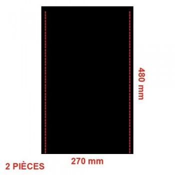 Fond de siège toile PVC assise x2 pour banquette AV An cien Modele 2cv 2cv 6 2cv fourgonnette dyane dyane 6 acadiane