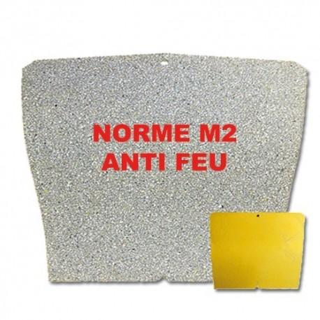Plaque insonorisante, anti-feu, adhèsive 2cv 2cv 6 2cv fourgonnette dyane dyane 6
