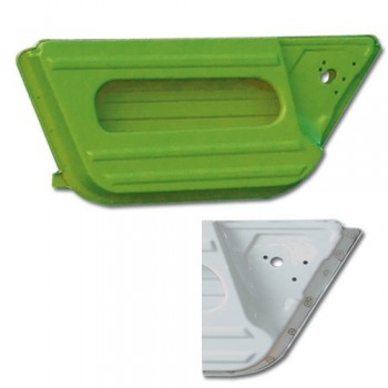 PORTE D ancienne vert tibesty 3.5mm anti uv mehari