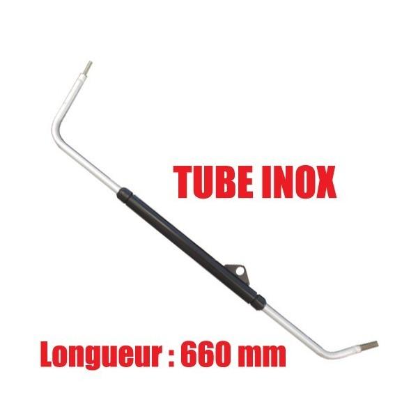 levier de vitesse 2cv tube inox