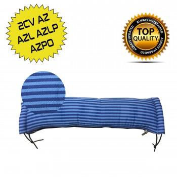 appuis tete tissus bayadere bleu az azl azlpo. Black Bedroom Furniture Sets. Home Design Ideas