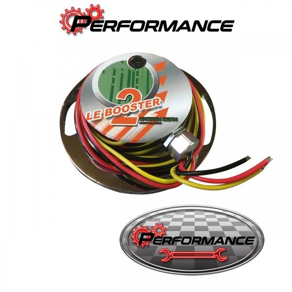performance  allumage electronique le booster