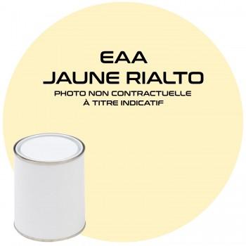 PEINTURE EAA JAUNE RIALTO ANNEE 84.85.86.87.88.89.90  1KG