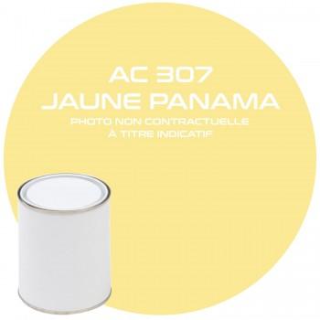 PEINTURE AC 307 JAUNE PANAMA ANNEE 61.62  1KG