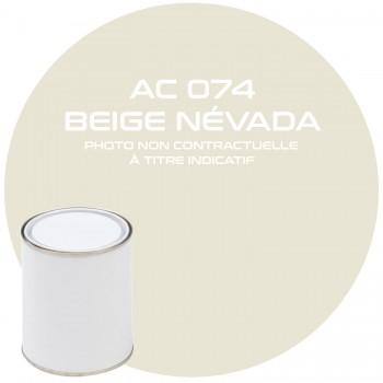 PEINTURE AC 074 BEIGE NEVADA ANNEE 79.80.81  1KG