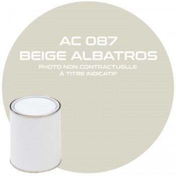 PEINTURE AC 087 BEIGE ALBATROS ANNE 72.73  1KG