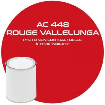PEINTURE AC 448 / EKB ROUGE VELLUNGA ANNEE 83.84.85.86.87.88.89.90  1KG