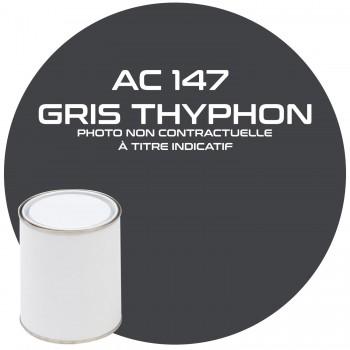 PEINTURE AC 147 GRIS TYPHON ANNEE 64.65  1KG