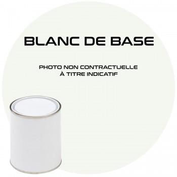 PEINTURE BLANC DE BASE 1 KG