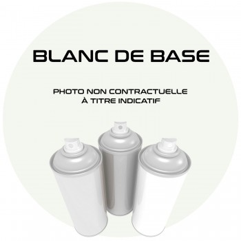 AEROSOL BLANC DE BASE 400ML