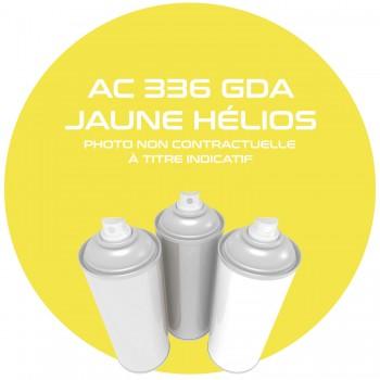 AEROSOL JAUNE HELIOS .13231.AC 336 OU GDA ANNEE 83  400 ML