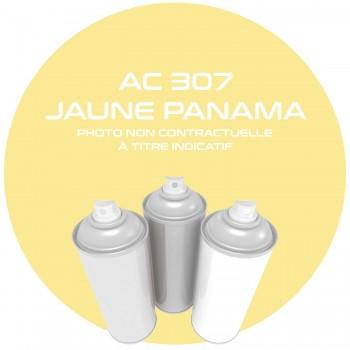 AEROSOL JAUNE PANAMA AC 307 ANNEE 61.62 400 ML