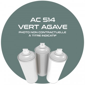 AEROSOL VERT AGAVE AC 514 ANNEE 65.65 400 ML