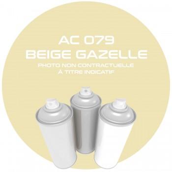 AEROSOL BEIGE GAZELLE AC 079 ANNEE 77.78  400 ML