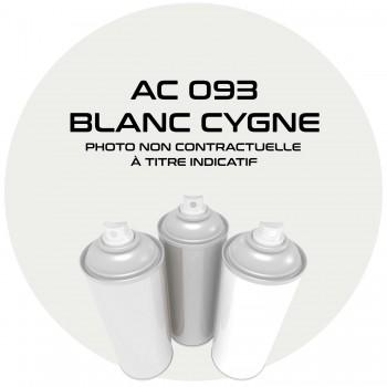 AEROSOL BLANC CYGNE AC 093 ANNEE 70 .400 ML