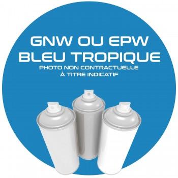 AEROSOL BLEU TROPIQUES GNW OU EPV ANNEE 85. 400 ML