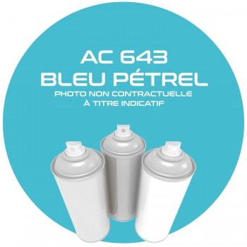 AEROSOL BLEU PETREL AC 643 ANNEE 75.76.400 ML