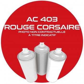 AEROSOL ROUGE CORSAIRE AC 403 ANNEE 68.68.70.400 ML