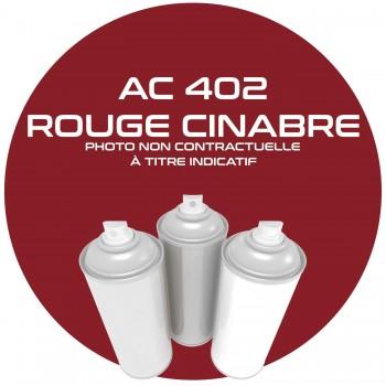 AEROSOL ROUGE CINABRE AC 402 ANNEE 67.400 ML
