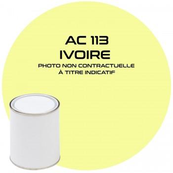 PEINTURE AC 113  IVOIRE   (JANTES)