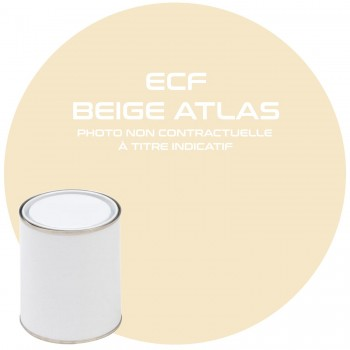 PEINTURE ECF BEIGE ATLAS . numero 11463